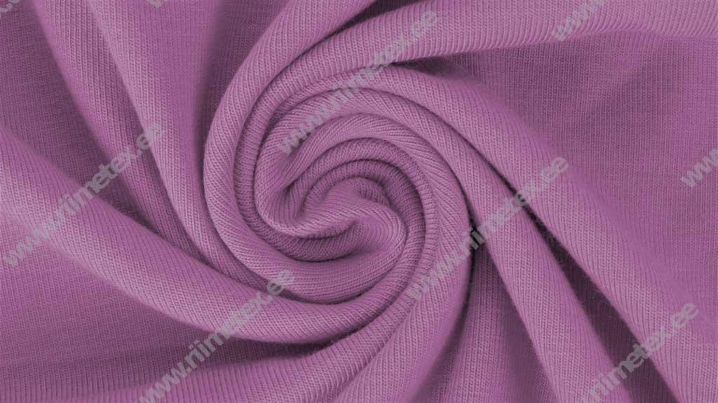 Hele violett (Iris Orchid) Single Jersey