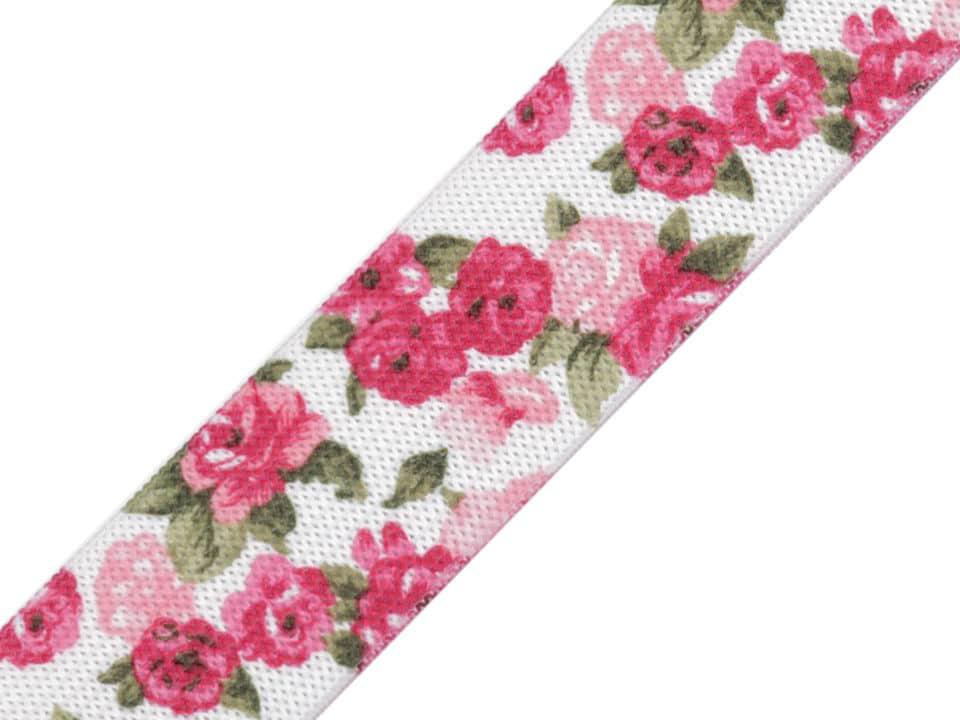 26mm kumm, roosad lilled