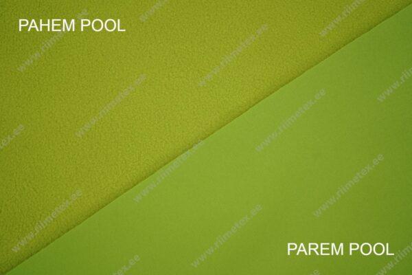 Veekindel heleroheline softshell pahem pool