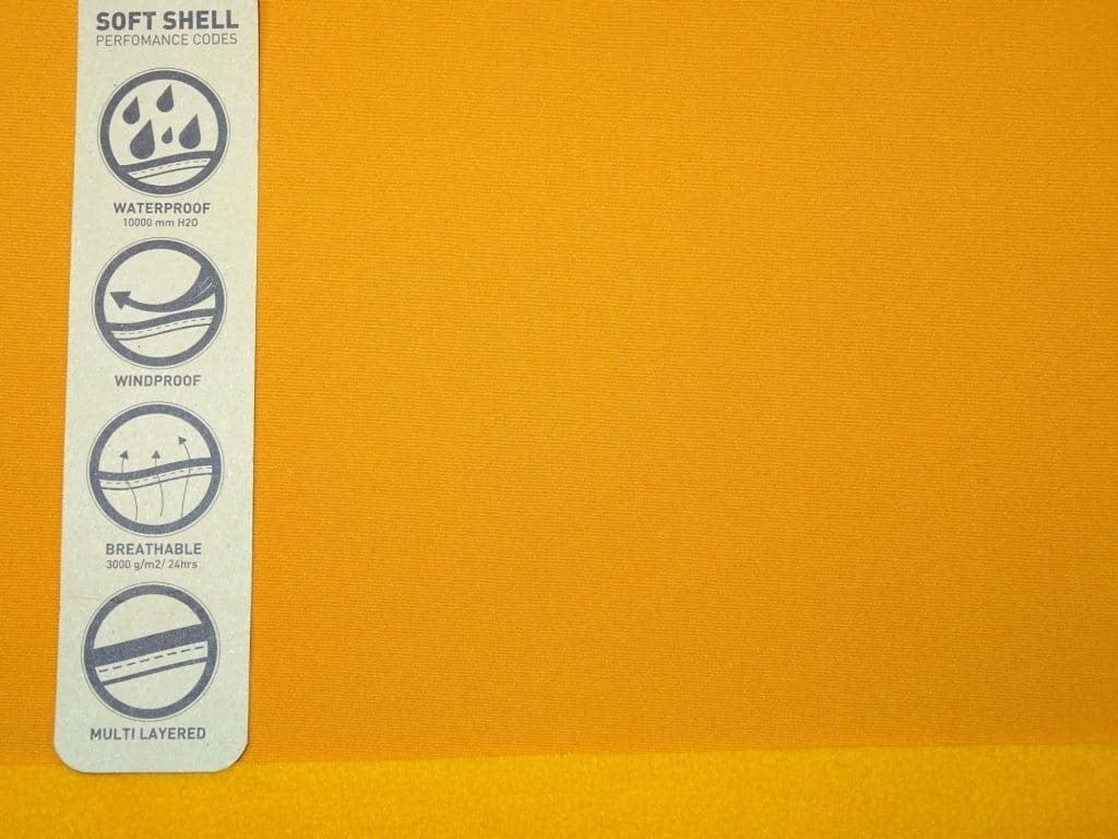 Softshell, ookerkollane