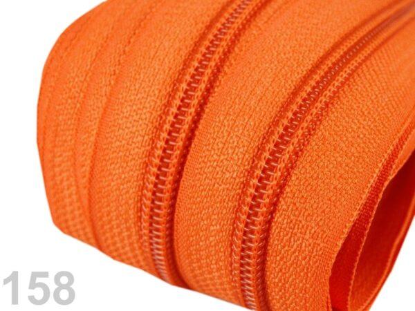 Meetrilukk oranž 5mm