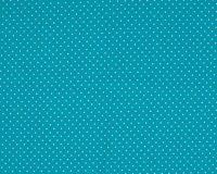 Trikotaažkangas väikeste täppidega Aqua-sinine/ valge täpp Single Jersey