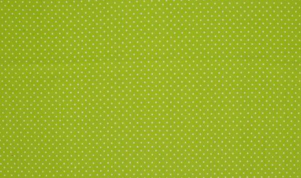 Trikotaažkangas väikeste täppidega laimiroheline/ valge täpp