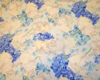 Softshell, hortensiad ja tulbid