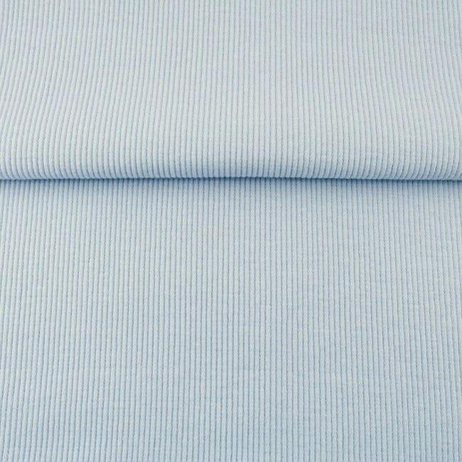 Helesinine 2X2 soonik, Light Blue (Rib/Cuff)