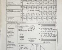 Burda (noor)meeste pusa/dressipluusi lõige suurused (EU) 44 - 56