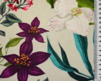 Orhideed ja lillad lilled, Single Jersey