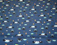 Politseiautod teksasinisel, Single Jersey