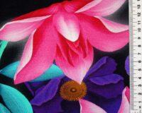 Erksavärvilised lilled, Single Jersey