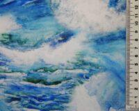 Softshell, maalitud lained