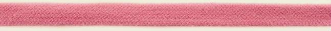 "Puuvillane lame ""kapuutsipael"", heleroosa/ Flat rope, Light Pink"