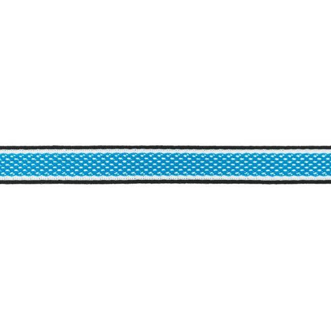 Dekoratiivne võrkpael (küljetriibuks) aqua-sinine/ Side stripe, mesh