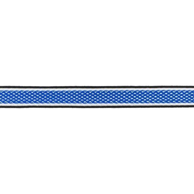Dekoratiivne võrkpael (küljetriibuks) royal-sinine/ Side stripe, mesh