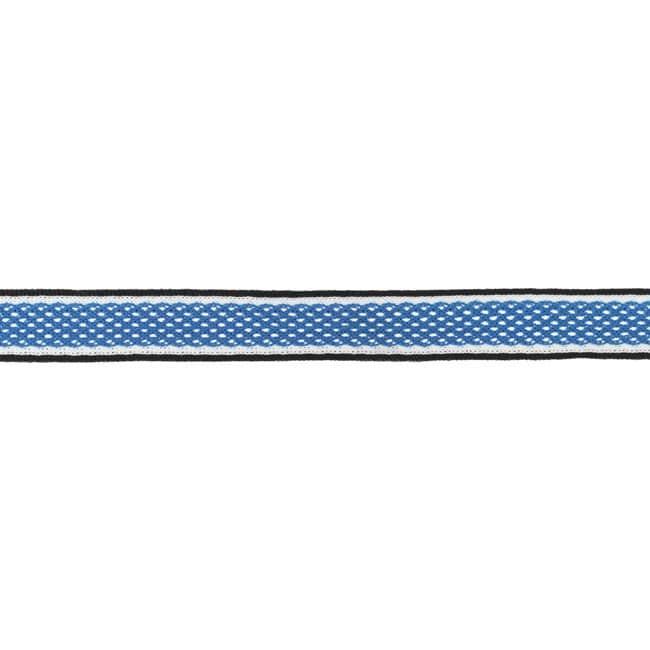 Dekoratiivne võrkpael (küljetriibuks) sinine/ Side stripe, mesh
