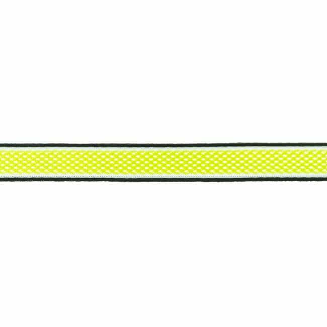 Dekoratiivne võrkpael (küljetriibuks) laimiroheline/ Side stripe, mesh