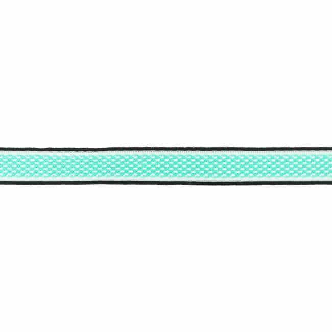 Dekoratiivne võrkpael (küljetriibuks) münt/ Side stripe, mesh