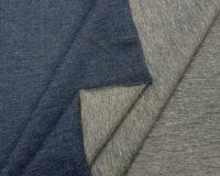 Sinine diagonaaltrikotaaž (teksatrikotaaž/Jeans Jersey)