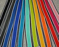 Dekoratiivne võrkpael (küljetriibuks) fuksia/ Side stripe, mesh