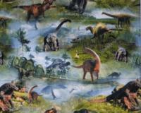 Väikesed dinosaurused, Single Jersey
