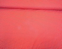 Väikeste tähekestega punane Single Jersey