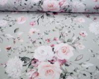 Heleroosad roosid hallil, Single Jersey