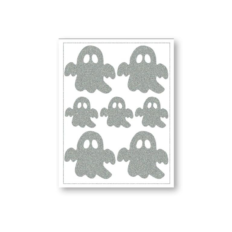 Triigitav helkiv embleem, kummitused