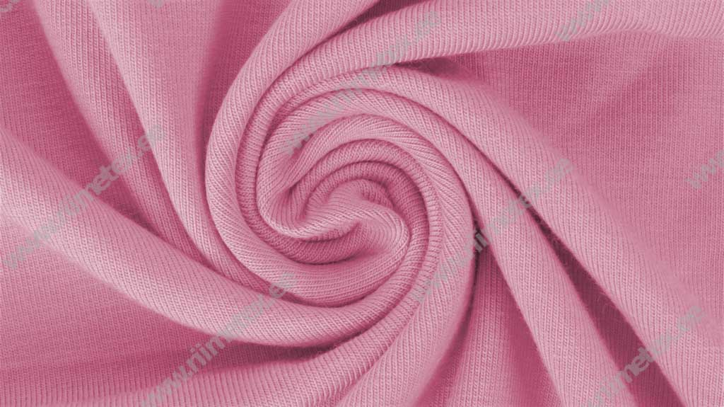 "Roosa (""Prism Pink"") Single Jersey"