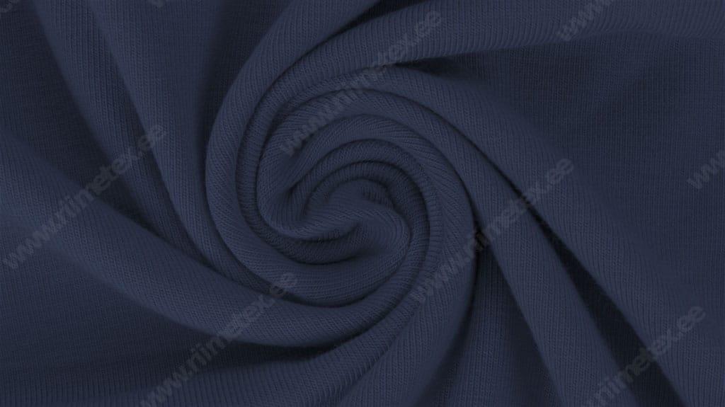 """Tumesinine (""""Black Iris"""") Single Jersey"""