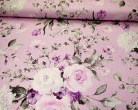 Roosad roosid roosal taustal, Single Jersey