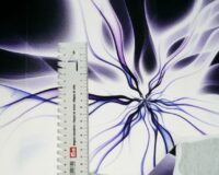 Valguslaik, lilla, French Terry, paneel ca 53X70cm