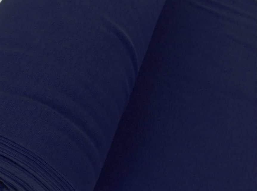 Tumesinine (Peacoat) soonik (Cuff/Rib) ca 104cm (2X52cm)
