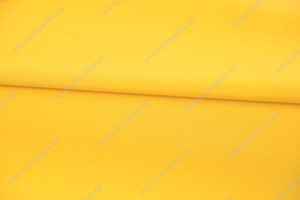Veekindel ja hingav kollane jopekangas