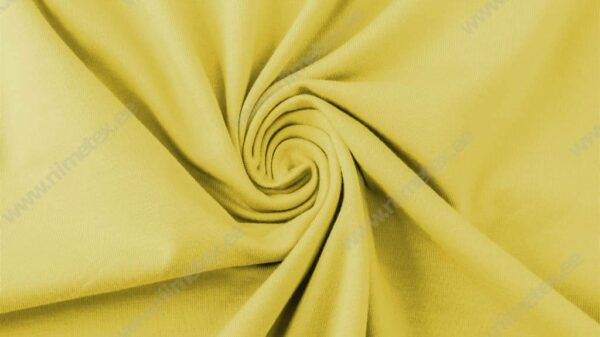 "Erk-helekollane (""Yellow Cream"") Single Jersey"
