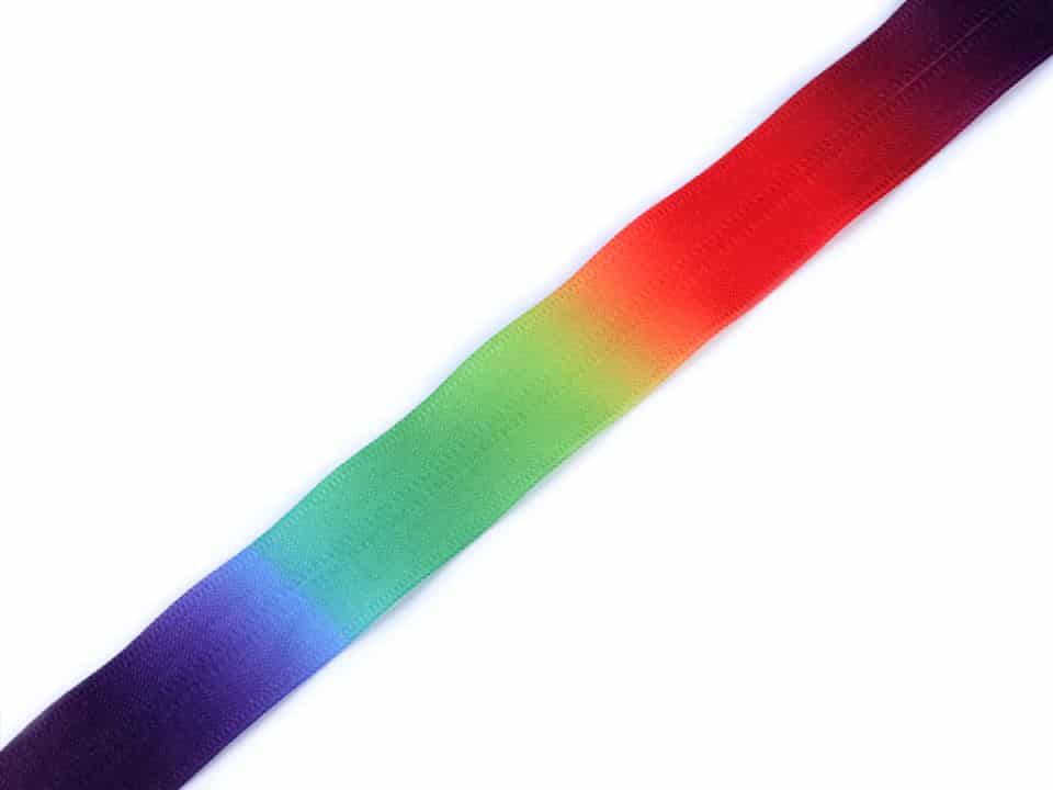 Vikerkaarevärviline meetrilukk, 5mm