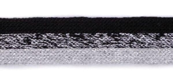 Dekoratiivpael (kootud) must-hall-hõbe