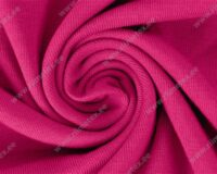 Tumedam vaarikaroosa (Pink Yarrow) French Terry