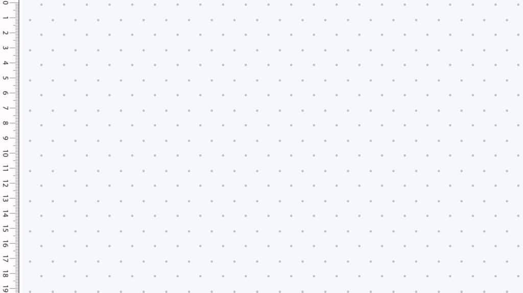 Väikeste täppidega valge/ hall täpp Single Jersey
