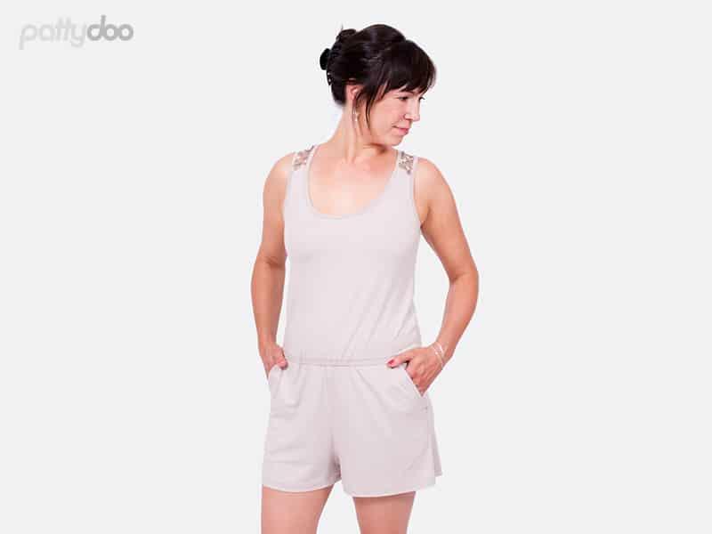 """Pattydoo naiste jumpsuit'i lõige """"Joy"""", suurused 32 - 48"""