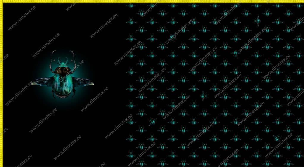 Õhuke veekindel jopekangas (soft-mesh), PANEEL, põrnikas