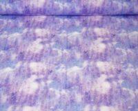 Lavendel, lilla-sinakas, õhem trikotaaž /Single Jersey/