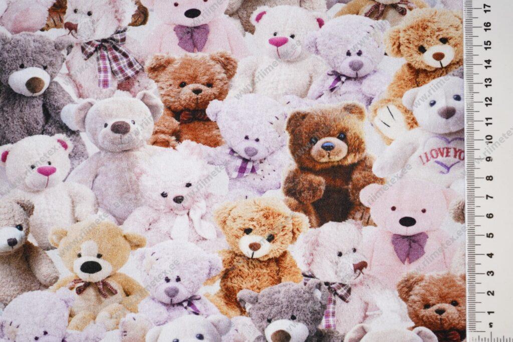 Karud, roosa, õhem trikotaaž /Single Jersey/