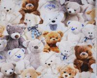 Karud, sinine, õhem trikotaaž /Single Jersey/