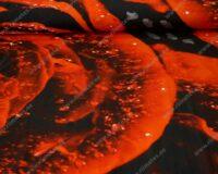 Hiigelsuured punased roosiõied, Single Jersey