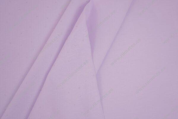 Helelilla hõbedaste täpikestega Single Jersey