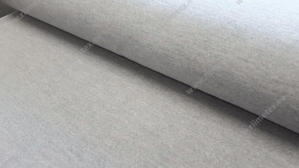 Merino interlock, helehall meleeritud, 250g/m2