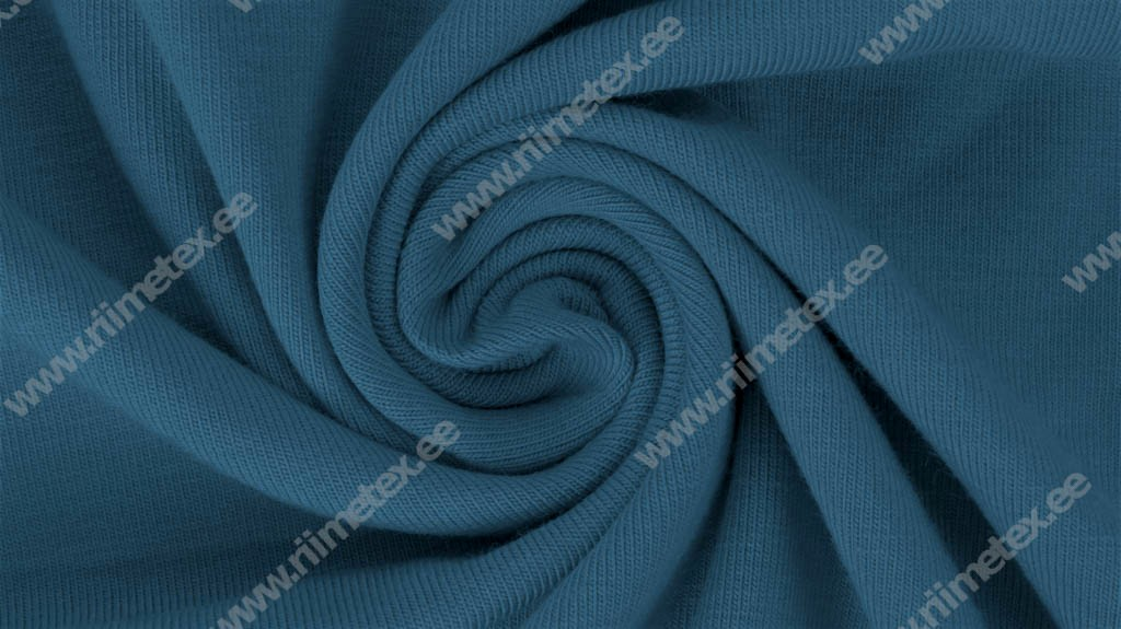 Rohekas-sinine (Lyons Blue) Single Jersey