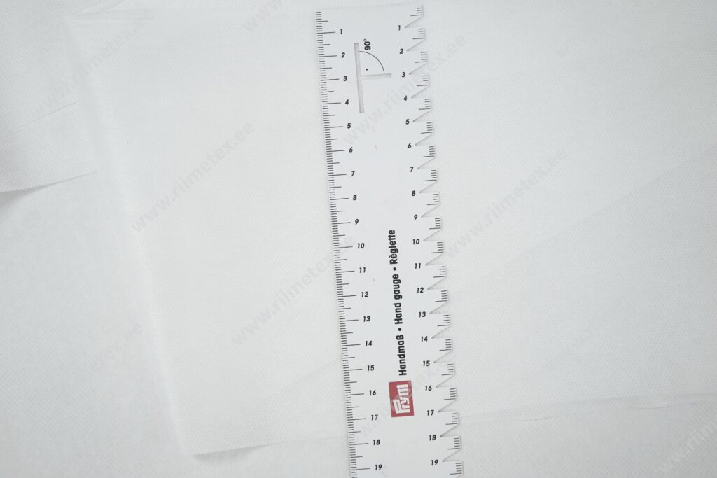 Meditsiiniline lausriie (meditsiinilise maski vahefilter), 17,5cm