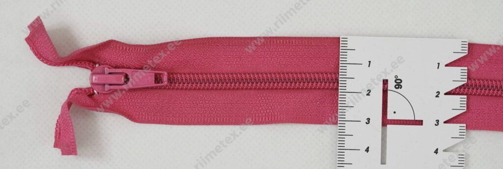 Alt avatav spiraal-lukk, fuksia 25 - 70cm