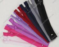 Spiraal-lukk, alt kinni,16cm, erinevad värvid