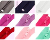 Spiraal-lukk alt kinni,16cm, erinevad värvid